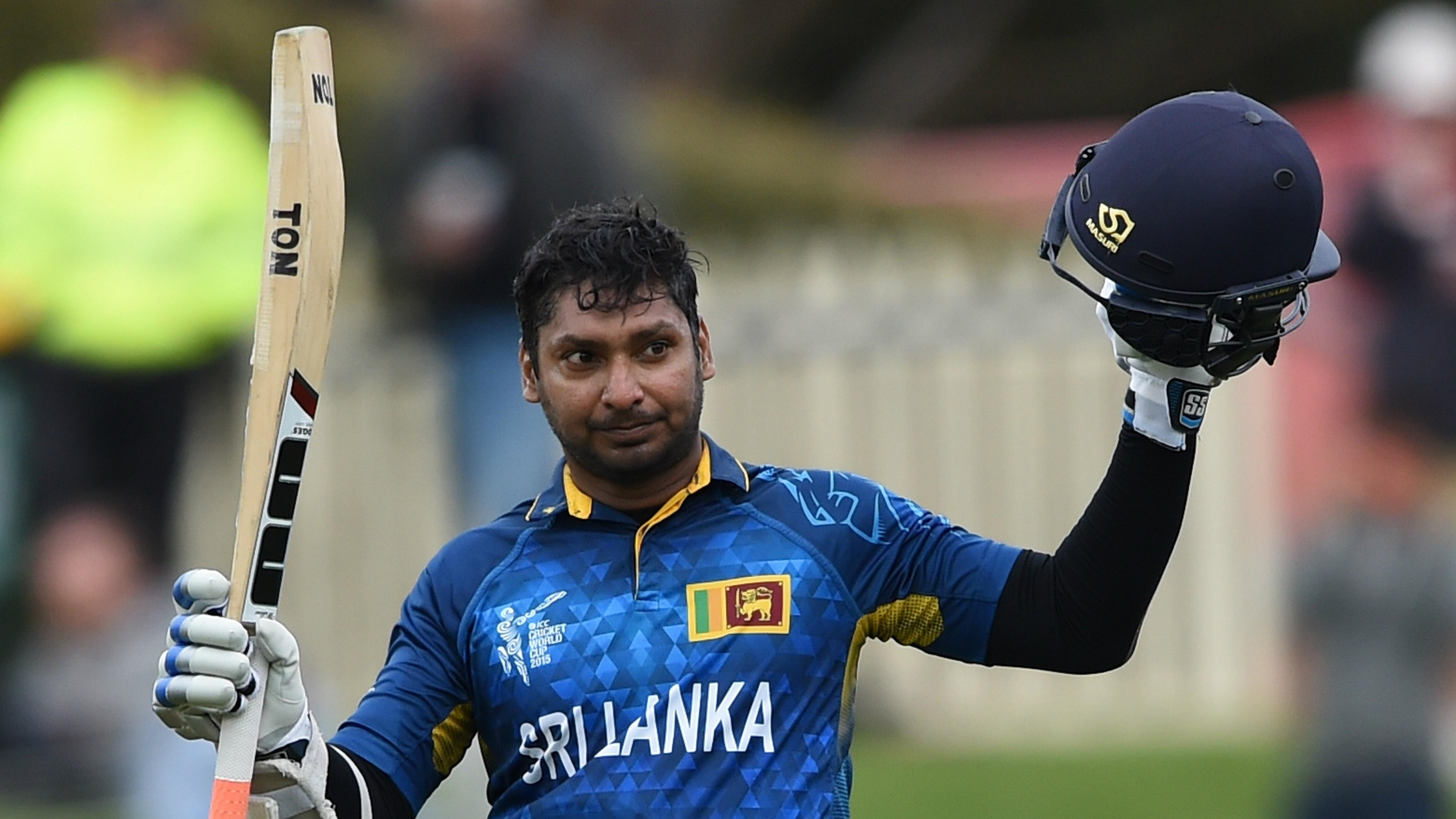 Sangakkara's World Cup record: in his own words
