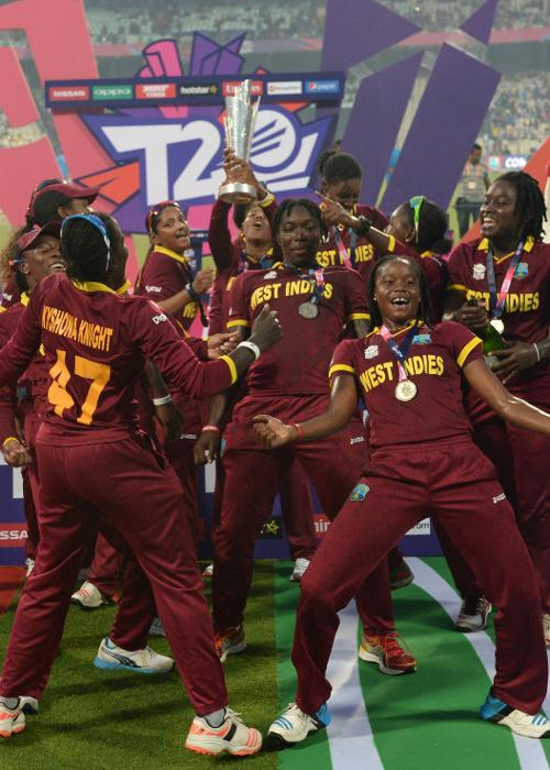4 – Number of times Windies have made the semi-finals
