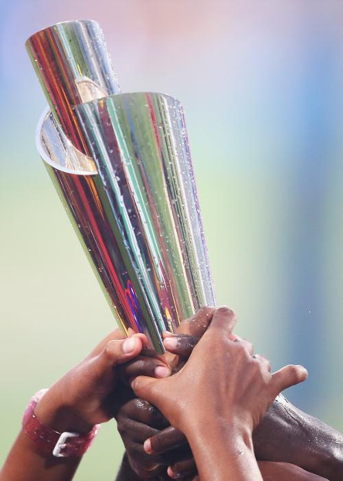 1 – The first ever standalone ICC Women's World T20