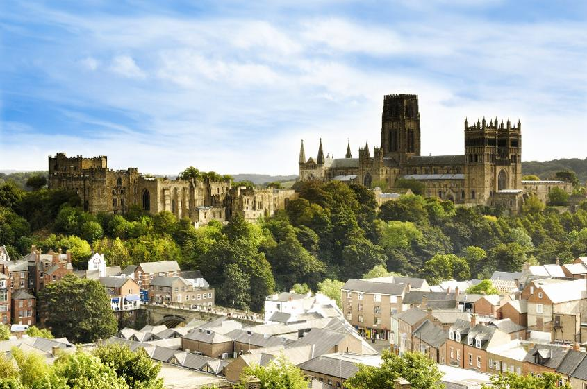 Durham boasts one of the most stunning city skylines in Europe