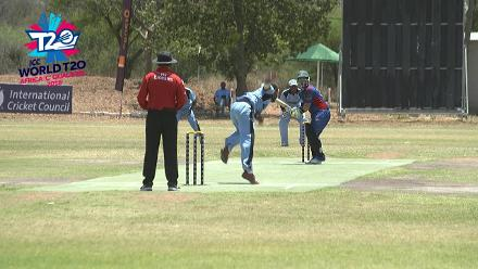 ICC Men's World T20 Africa Region Qualifier C – Botswana v St Helena highlights