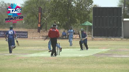 ICC WT20 Africa C Qualifier 2018: Botswana's Adithiya Rangaswamy returns 2/3 against St Helena