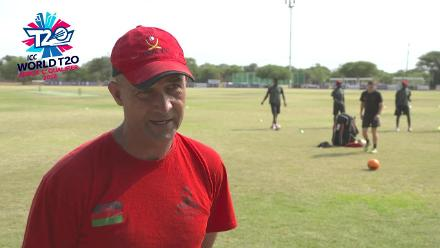 ICC Men's World T20 Africa Region Qualifier C – interview with Malawi coach Andre Botha before game against Mozambique