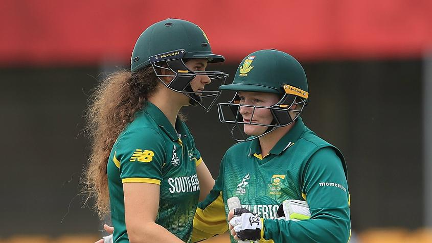 Laura Wolvaardt and Lizelle Lee are South Africa's star opening batters