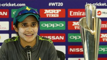 Pakistan captain Javeria Khan on ICC WWT20 2018 being a standalone event