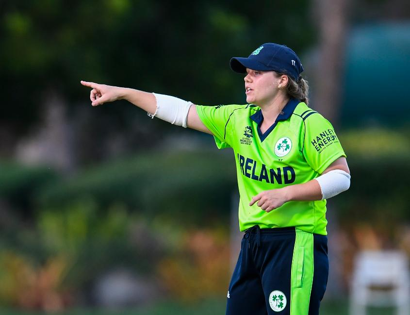 Ireland Women's captain Delany is one of the six players to benefit from the new contracts