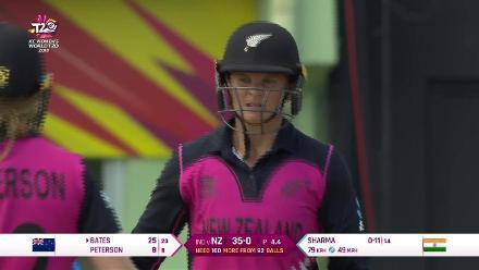 NZ v IND: Suzie Bates innings