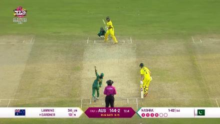 Aus v Pak: Australia wickets highlights