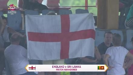 Eng v SL: Match abandoned