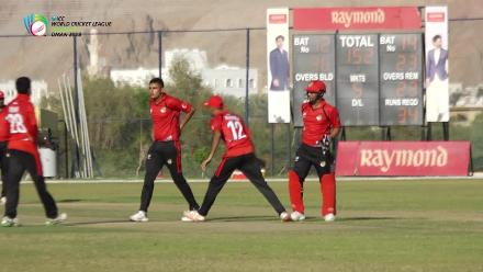 WCL3: Spectacular catch gives Singapore hope against hosts