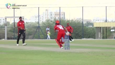 WCL3: Oman v Singapore highlights