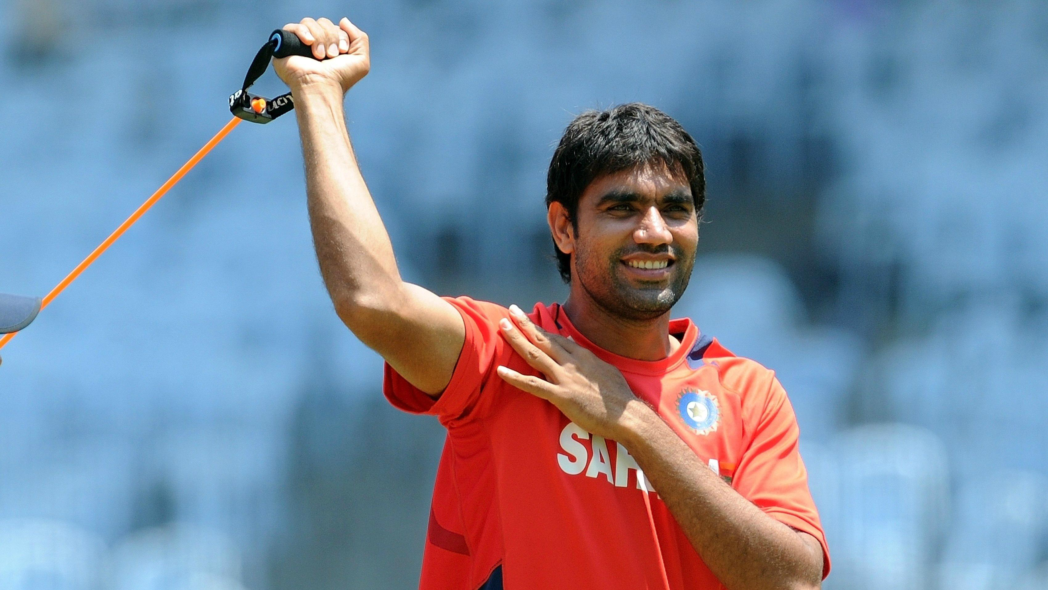 Munaf Patel, 2011 World Cup winner, quits the game