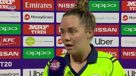 AUS v IRE: Captains' post-match interviews