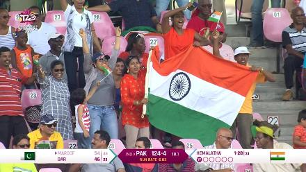 IND v PAK: Maroof caught by Veda