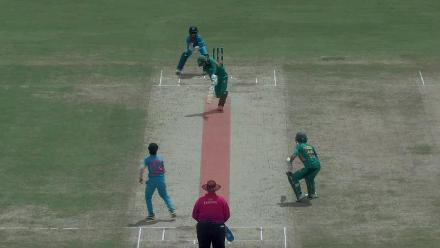 IND v PAK: Pakistan penalised for running on danger area of pitch