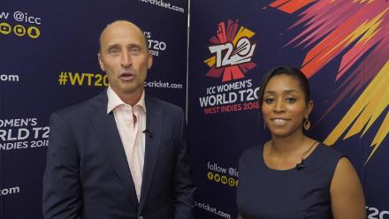WT20 Match 5: India v Pakistan – Preview with Ebony Rainford-Brent and Nasser Hussain