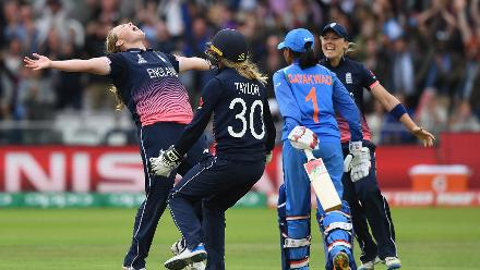 England look back at their WWC17 win ahead of WT20