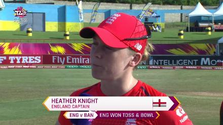 ENG v BAN: England win the toss and bowl