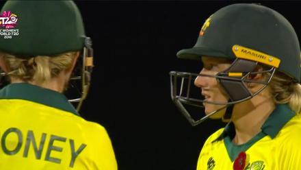 AUS v IRE: Alyssa Healy innings highlights