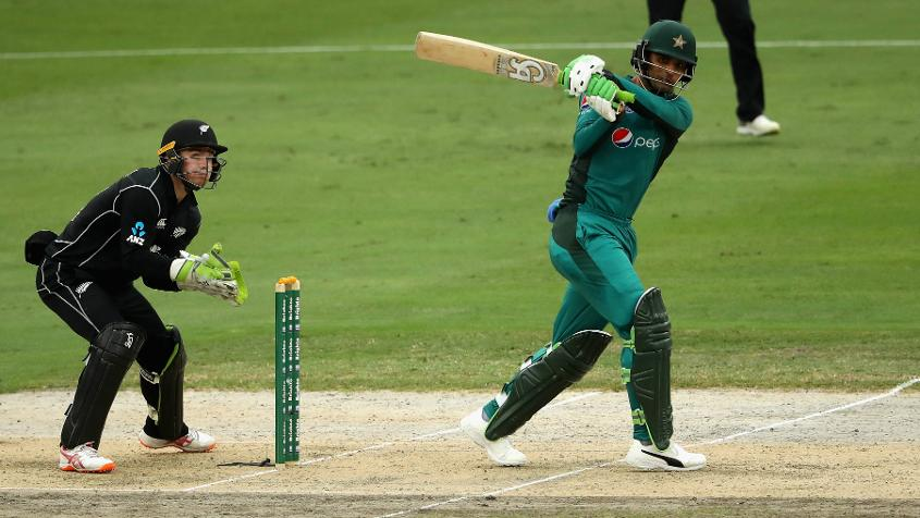 Fakhar Zaman had scores of one, 88 and 65, which have lifted him six places to 11th