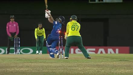 SL v SA: How the Sri Lanka wickets fell