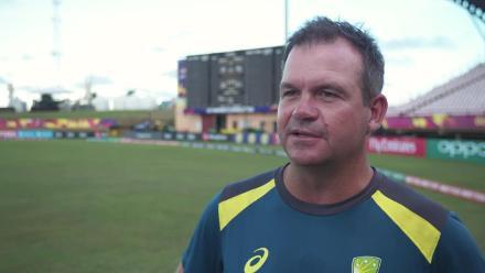 AUS v NZ: 'We'll be treating this as a semi-final' – Mathew Mott