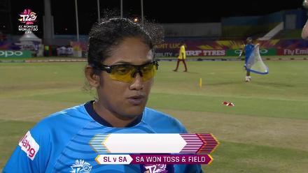 SL v SA: South Africa won the toss and bowl