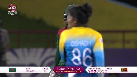 SL v BAN: Bangladesh lose a review