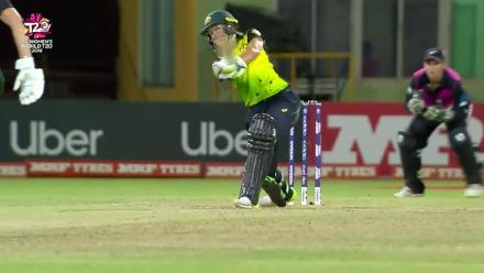 AUS v NZ: Match wrap