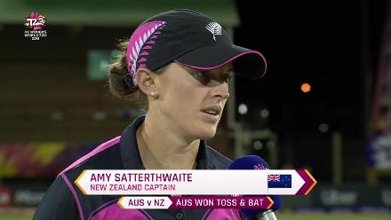 AUS v NZ: Australia win the toss and bat