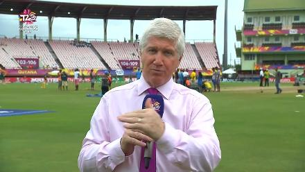 IND v IRE: Alan Wilkins looks ahead to the match