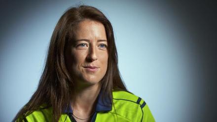 IND v IRE: Isobel Joyce, Ireland's all-round superstar