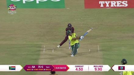 WI v SA: Stafanie Taylor is the Player of the Match