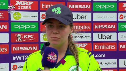 IND v IRE: Post-match press conference