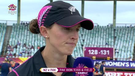 NZ v PAK: Pakistan win the toss and field