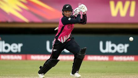 New Zealand v Pakistan, 14th Match, Group B, ICC Women's World T20 at Providence, Nov 15 2018