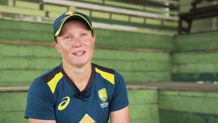 IND v AUS: 'Exciting that the last game of the pool still means something' – Alyssa Healy
