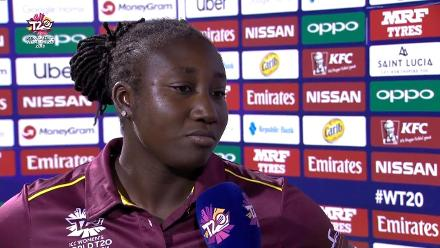 WI v SL: Post match presentation
