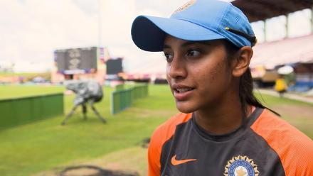 IND v AUS: 'Our best is yet to come' – Smriti Mandhana