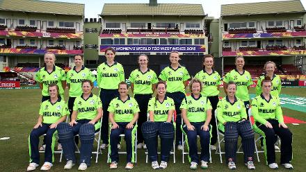 Ireland v New Zealand, 18th Match, Group B, ICC Women's World T20 at Providence, Nov 17 2018