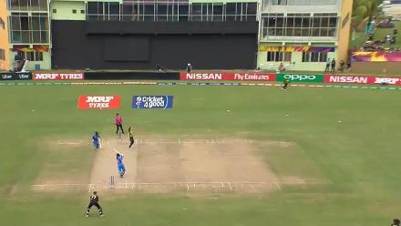 IND v AUS: Smriti Mandhana caught in the deep for 83 off 55 balls
