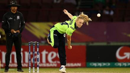Ireland v New Zealand, 18th Match, Group B, ICC Women's World T20 at Providence, Nov 17 2018