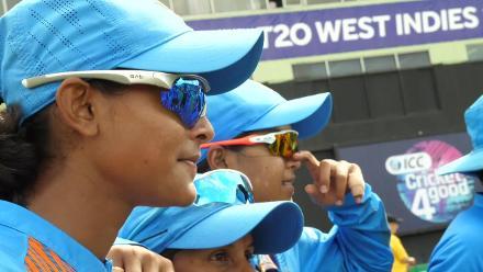 IND v AUS: India celebrate victory over Australia