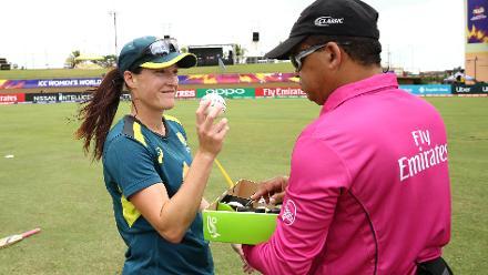 Australia v India, 17th Match, Group B, ICC Women's World T20 at Providence, Nov 17 2018