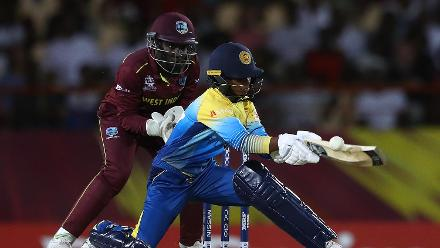 Windies v Sri Lanka, 16th Match, Group A, ICC Women's World T20 at Gros Islet, Nov 16 2018