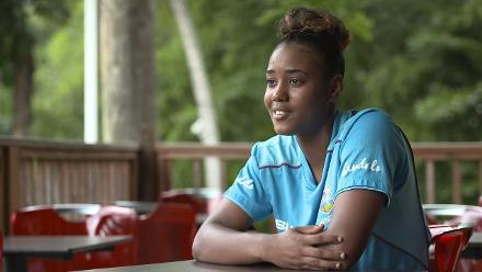 WI v ENG: 'We want to send a message' – Hayley Matthews