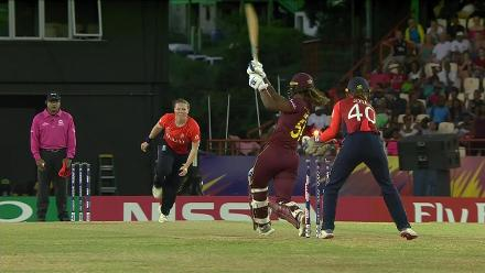 WI v ENG: Shrubsole gets Matthews in the first over