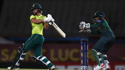 Bangladesh v South Africa, 20th Match, Group A, ICC Women's World T20 at Gros Islet, Nov 18 2018