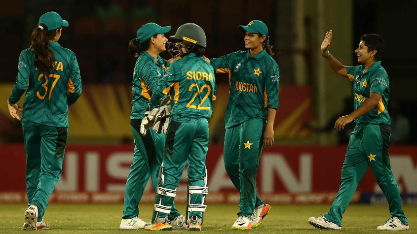 Sana Mir, the iconic former captain, had a poor time of it with the ball