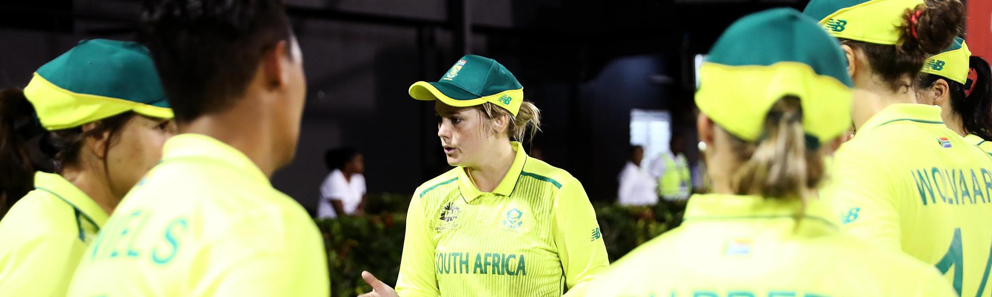 South Africa Women WT20